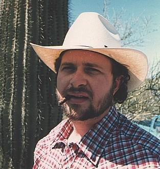 John goes native, 1986
